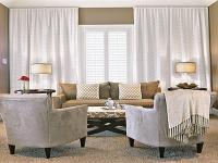 white-window-curtains