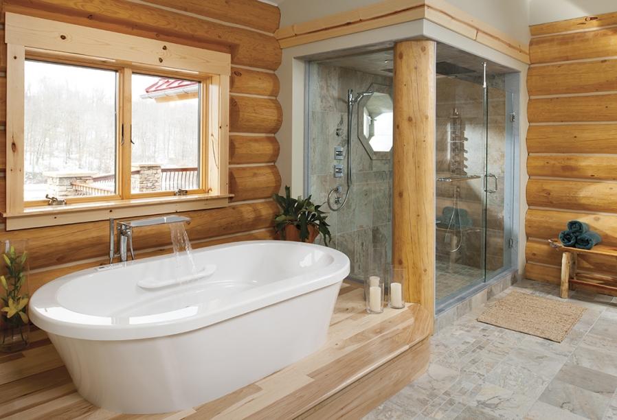 country-bathroom-designs