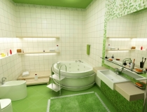 green-bathroom-tile-designs-ideas