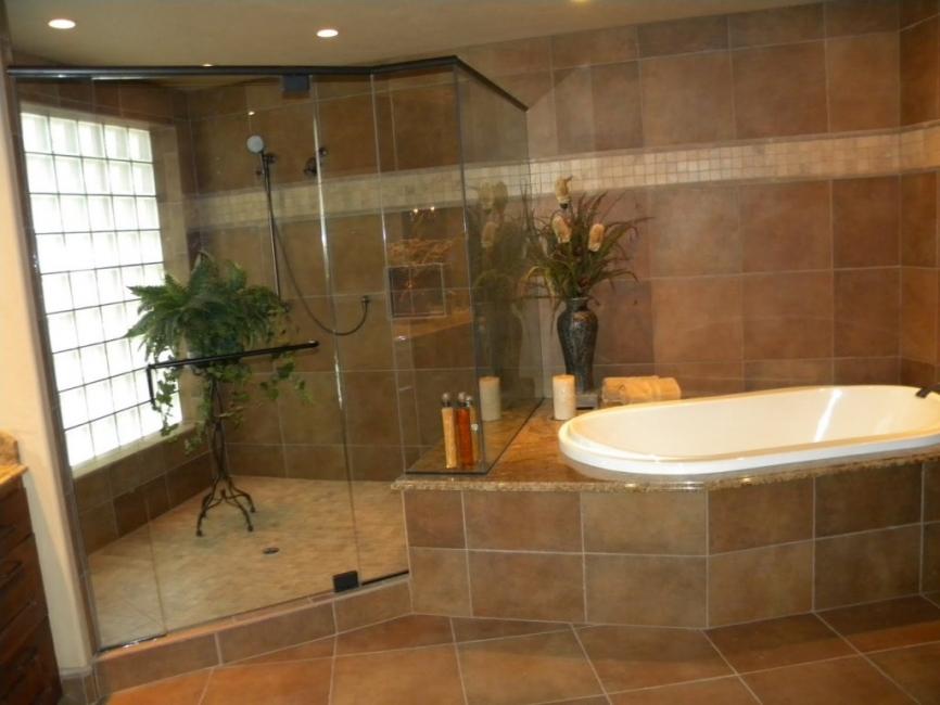 recessed-overhead-shower-lights