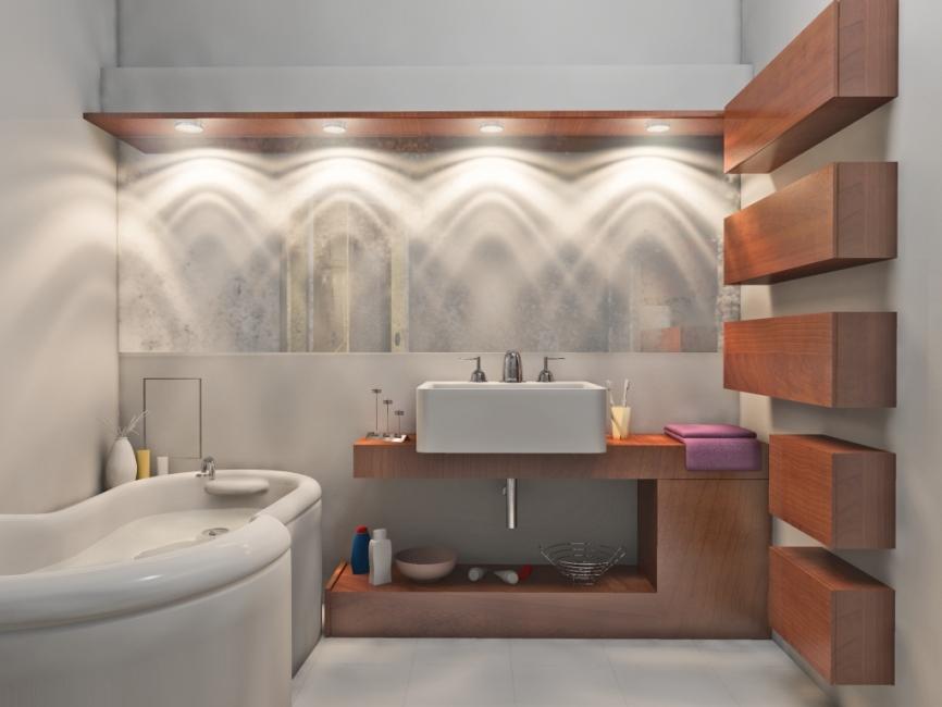 Bathroom Lighting Pictures Gallery | QNUD