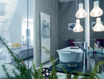 contemporary-bathroom-pendant-light-fixtures