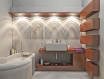 small-bathroom-contemporary-bathroom-light-fixtures