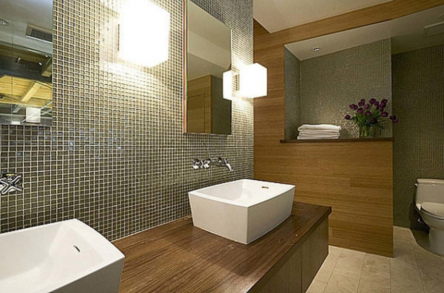 Unusual Bathroom Vanity Lights : Bathroom Lighting Pictures Gallery QNUD