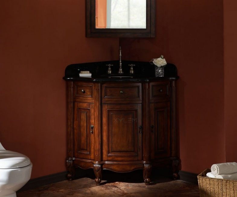 Bathroom vanity pictures gallery qnud - Corner bathroom vanities for sale ...