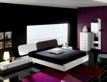 black-and-purple-bedroom-designs