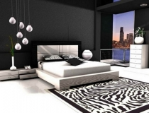 black-and-white-bedroom-decor-ideas