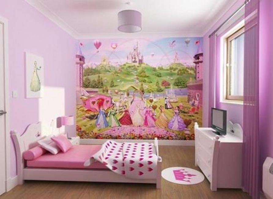 cute-girls-bedroom-art