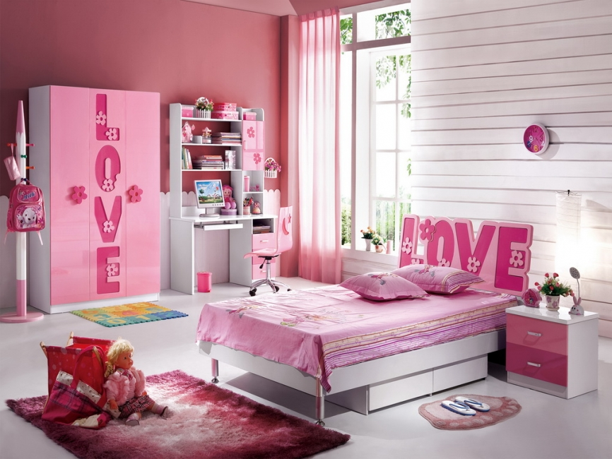 cute-girls-bedroom-decor