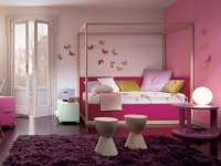 girls-pink-bedroom-designs
