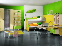 green-kids-bedroom-designs