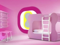 unique-girls-pink-bedroom-design
