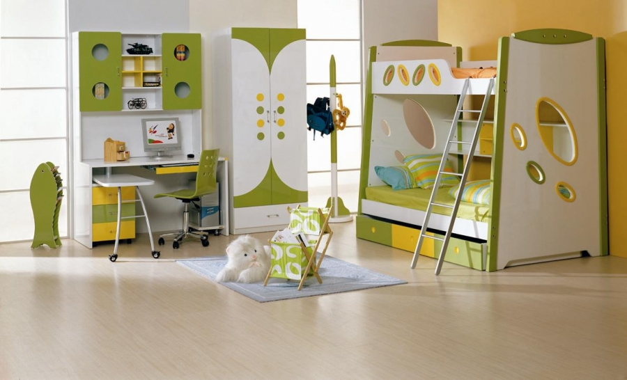 kids-bunk-bed-with-stairs