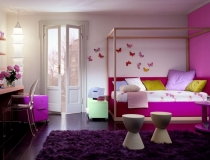 chic-gils-bedroom-design-ideas