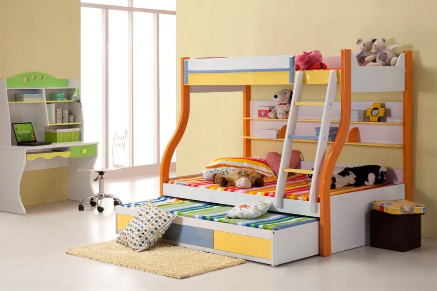 unique-kids-bunk-bed-with-storage