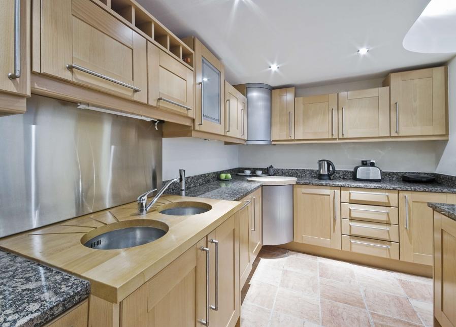 grey-granite-kitchen-countertops