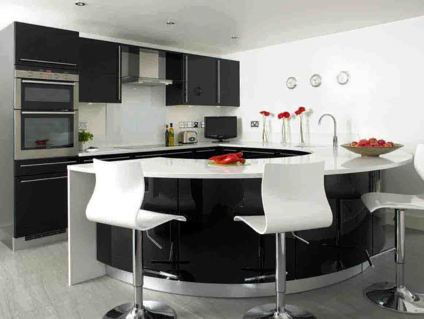 Kitchen designs pictures gallery qnud for Amazing kitchen designs