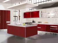 red-kitchen-designs