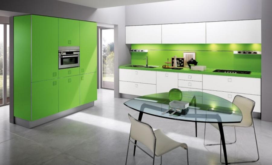 green-kitchen-design-ideas