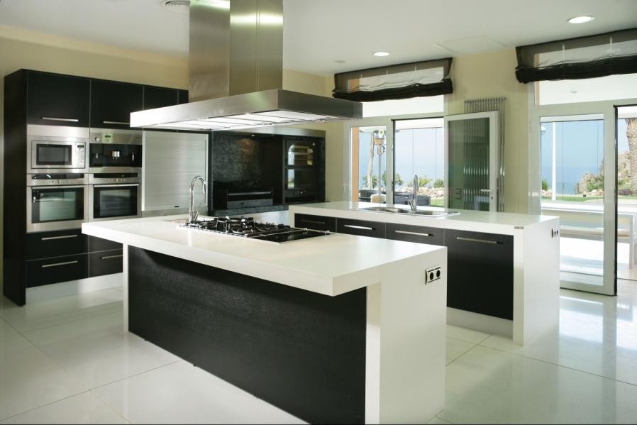 moden-black-and-white-kitchen-ideas