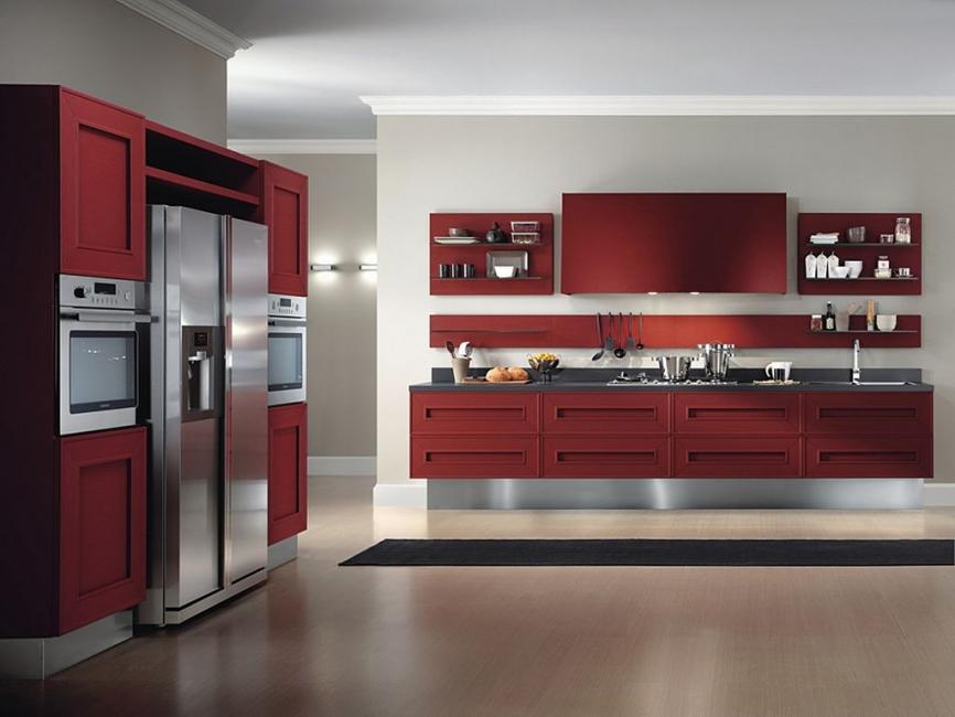 red-kitchen-design-ideas