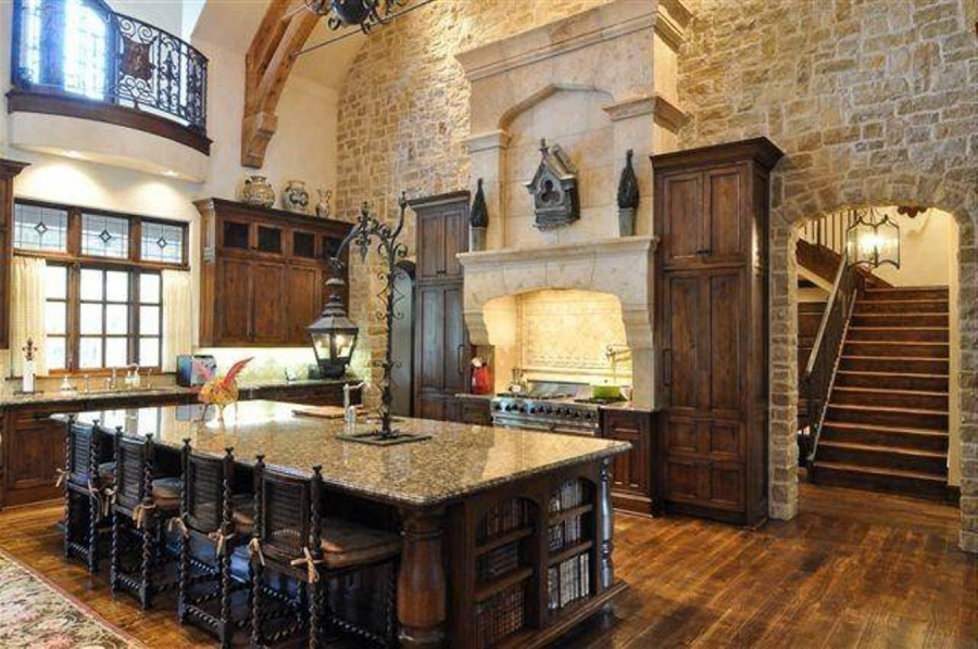 rustic-kitchen-island-designs