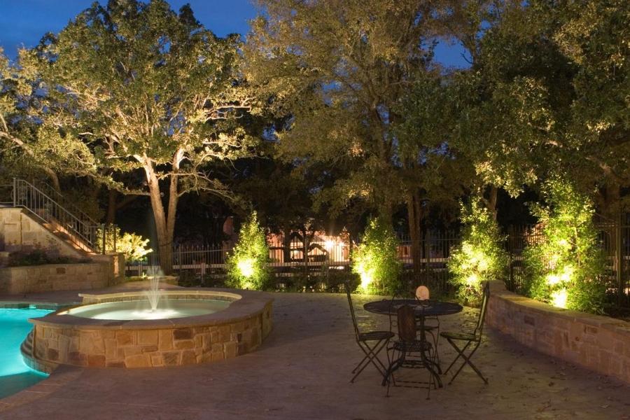 Elegant Landscape Lighting Ideas