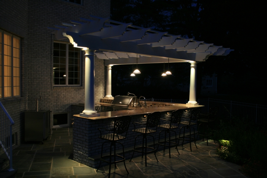 Landscape Lighting Pictures Gallery