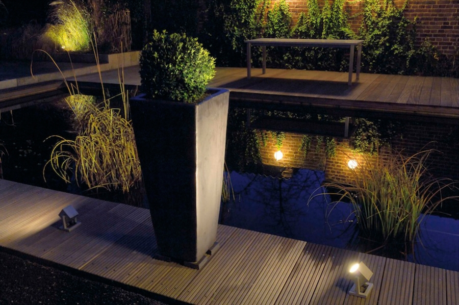 Unique Led Outdoor Light Fixtures