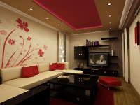 red-living-room-design-ideas