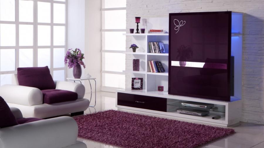 purple-modern-living-room-designs