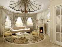 antique-living-room-designs