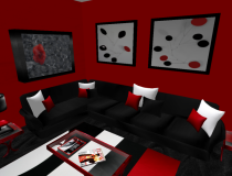 red-modern-living-room-design-ideas