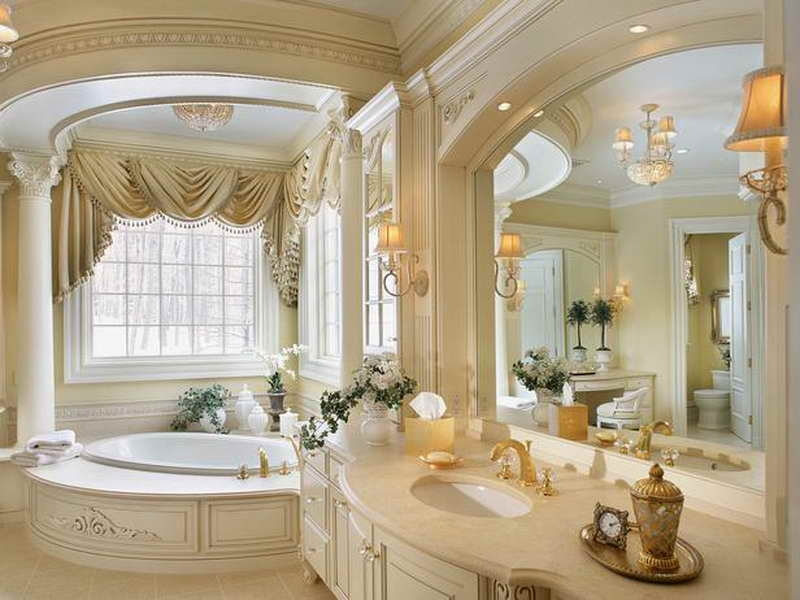 Small bathroom designs picture gallery qnud for Gallery of bathroom designs