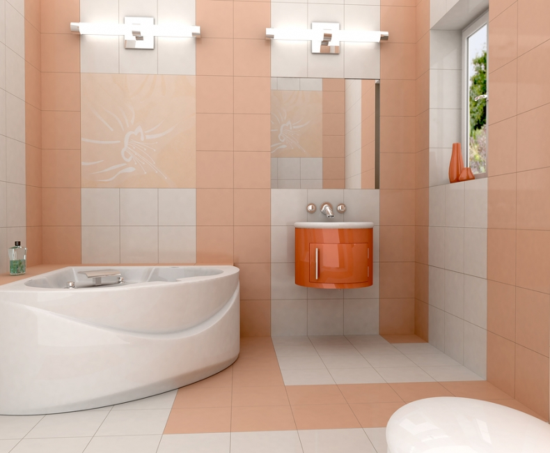 Small bathroom designs picture gallery qnud Nice bathroom designs for small spaces
