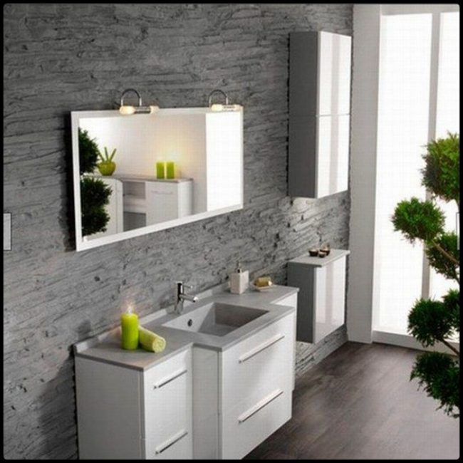 Gray Bathroom Ideas Interior Design ~ Small bathroom designs picture gallery qnud