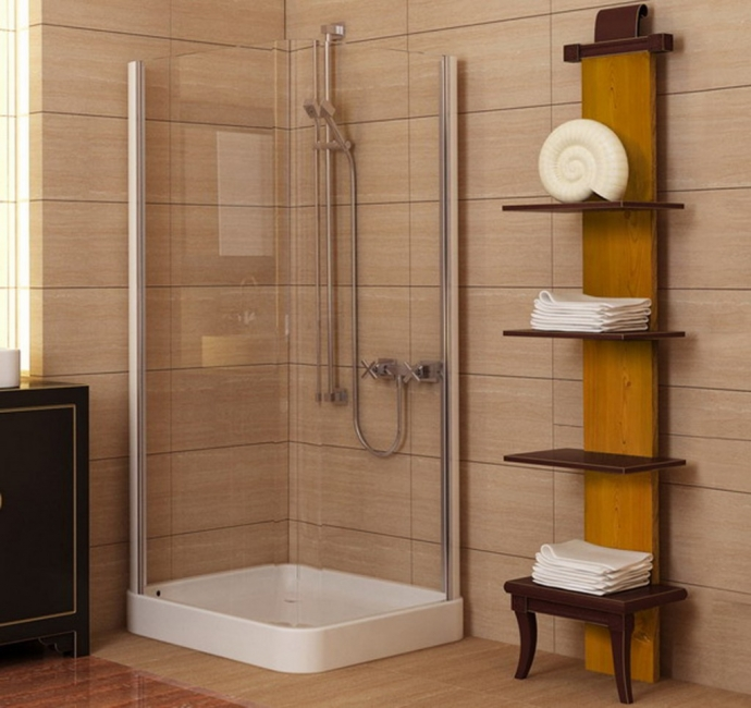 Stunning Small Bathroom Shower Tile Ideas 690 x 650 · 227 kB · jpeg