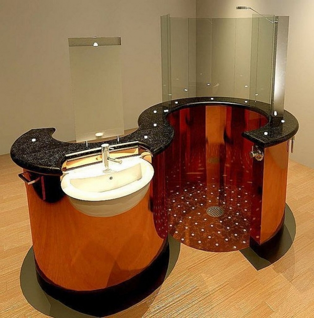 Small Bathroom Designs Picture Gallery | QNUD