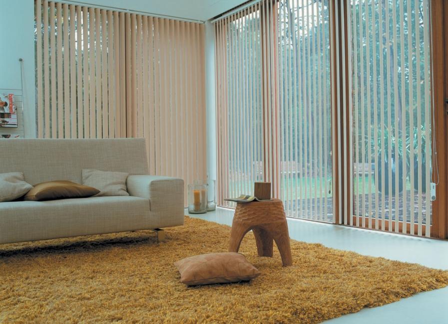 brown-vertical-blinds