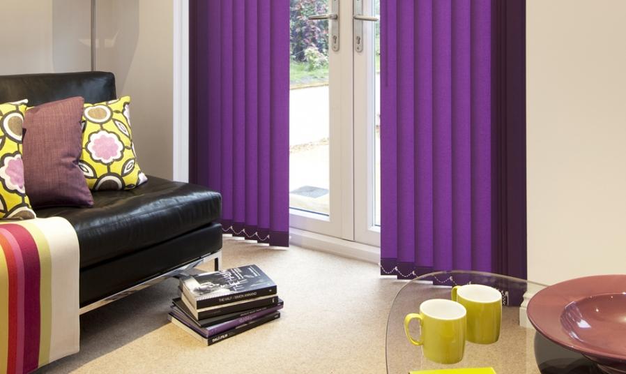 contemporaray-vertical-blinds