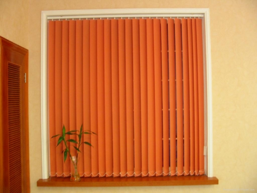 Vertical Blinds Pictures Gallery QNUD : unique orange vertical window blinds from qnud.com size 866 x 650 jpeg 248kB