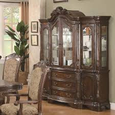 Antique Dining Room Hutch