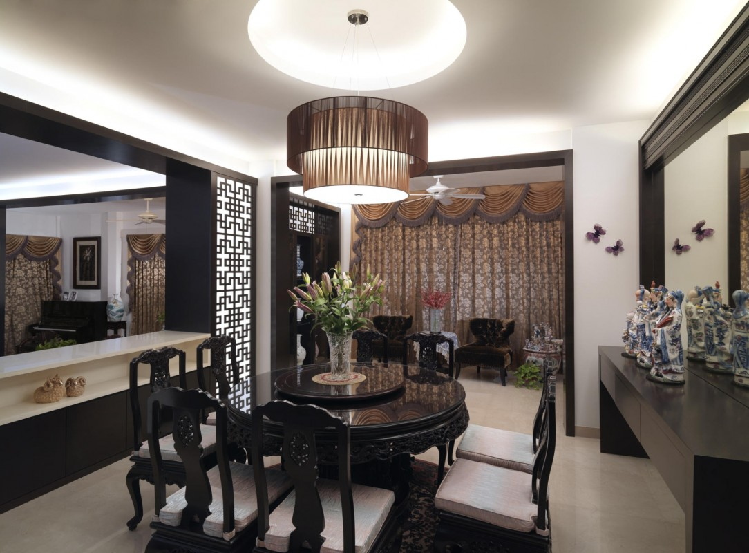 21 amazing ideas for the modern dining room in 2014 qnud - Vintage dining room ideas ...
