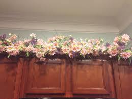 Floral Kitchen Decorations