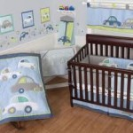 Baby Boy Cars Bedding
