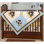 Baby Boy Turtle Bedding