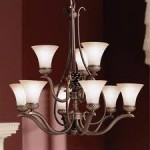 Basic Dining Room Chandelier