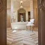 Bathroom Marble Floor