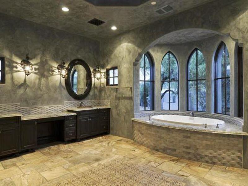 Bathroom Tile Designs (6500)