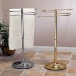 Bathroom Towel Racks Stand